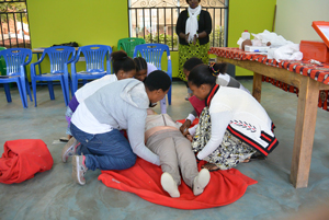 african-first-aid-course